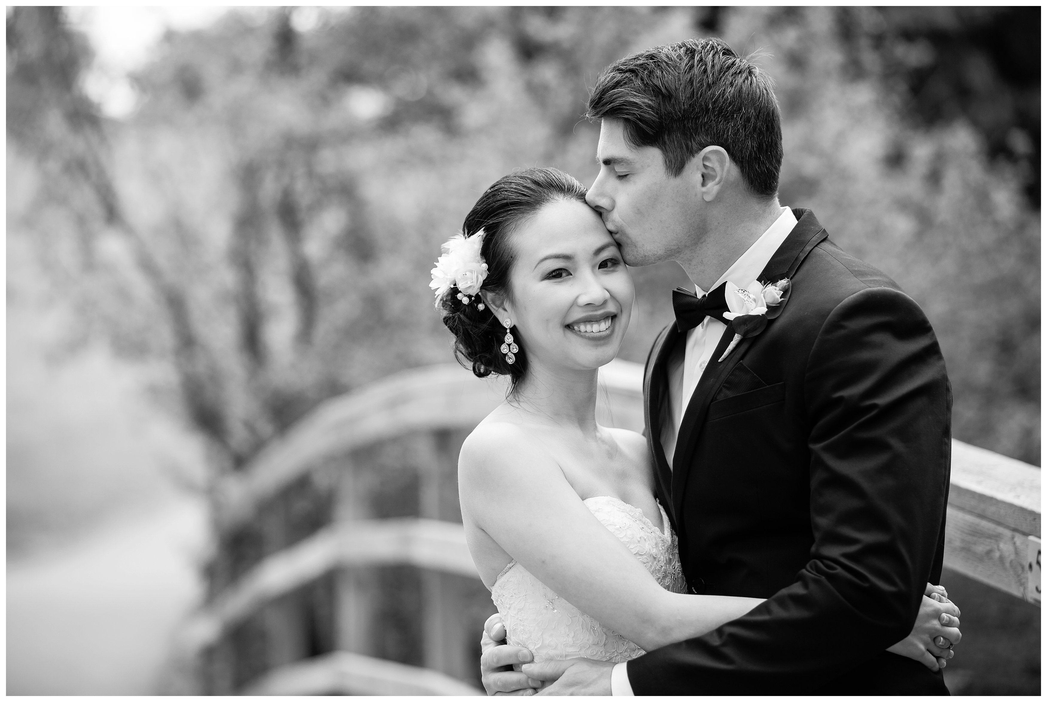 Tracy and Adam's Calgary Zoo Wedding