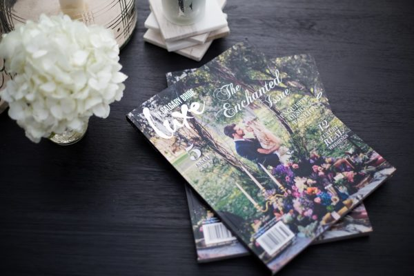 Emily Exon Photography – Published in Luxe Magazine by Calgary Bride!