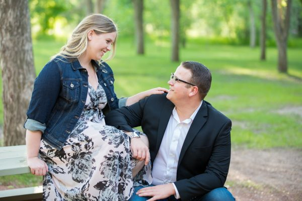 Trish + Oliver Engagement Sneak Peek!
