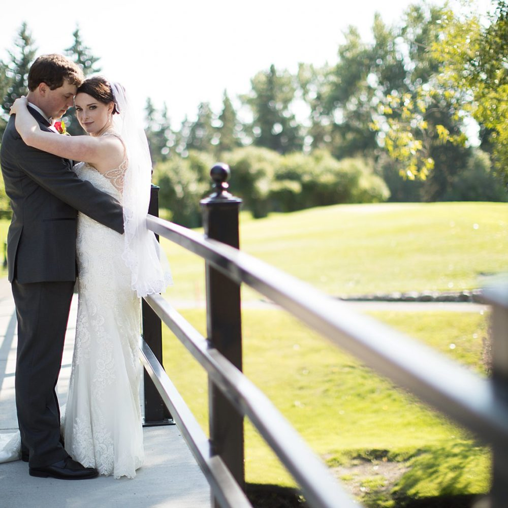 Tara + Russ – Willow Park Golf and Country Club Wedding
