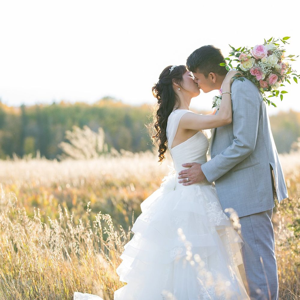 Jenny + Andrew – A Modern Korean Wedding at the Bow Valley Ranche