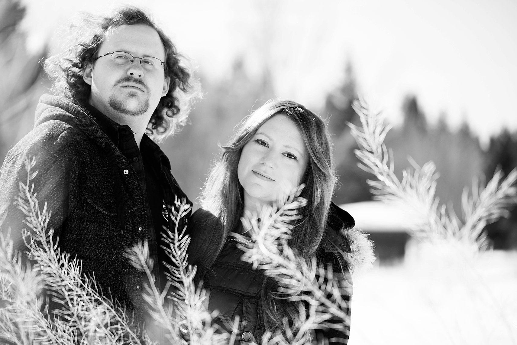 Sneak Peek Calgary Winter Engagement Session Emily Exon Photography The event also occurred over twitch. emily exon photography