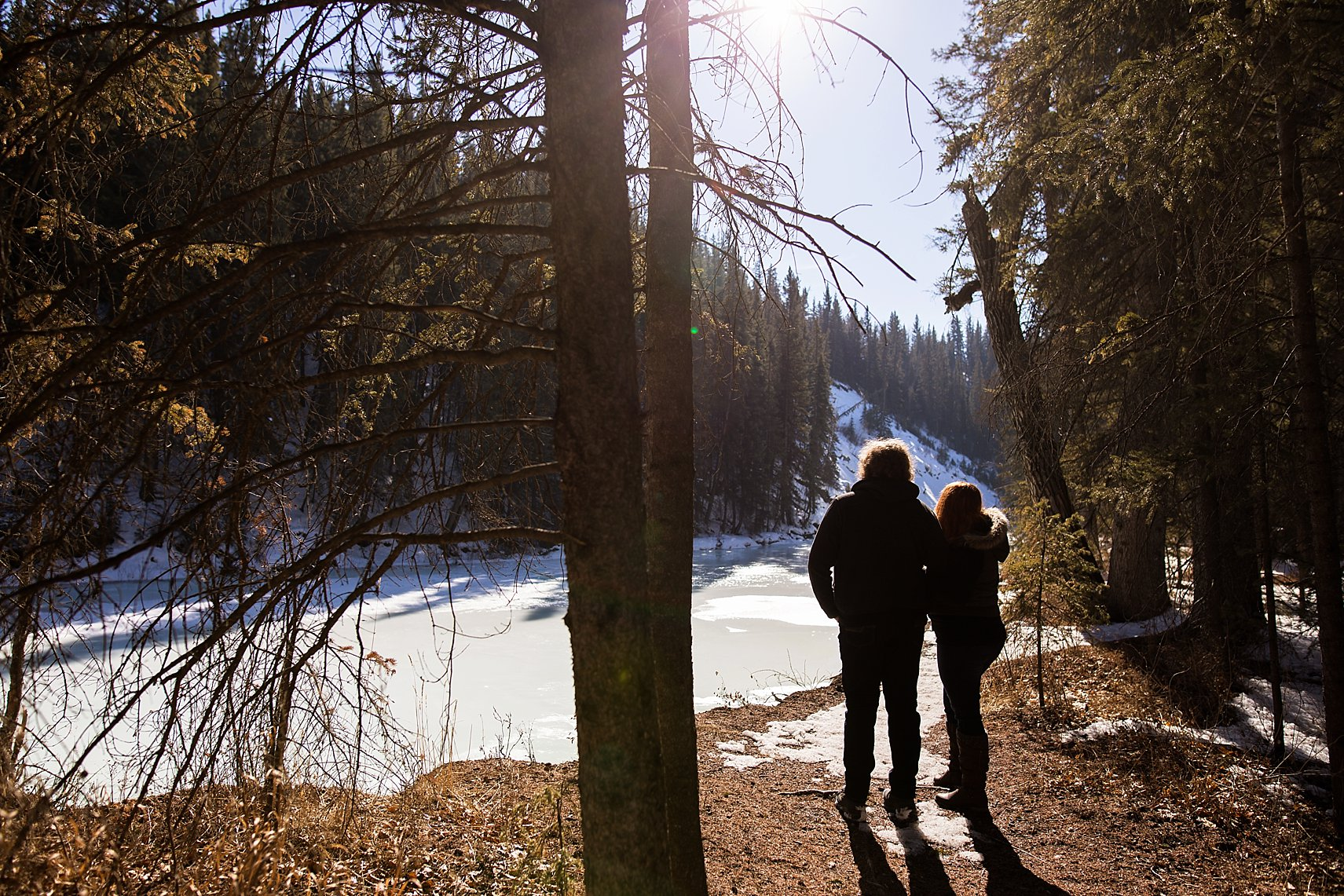 Sneak Peek Calgary Winter Engagement Session Emily Exon Photography I've been following them for a while now. emily exon photography